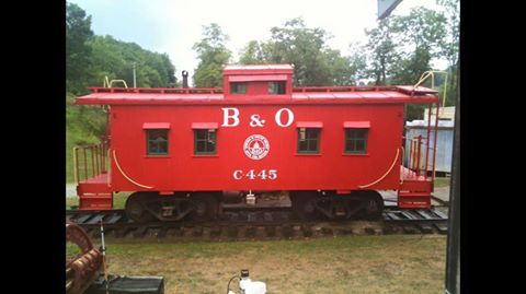 B&O Car Credit Daniell Adair