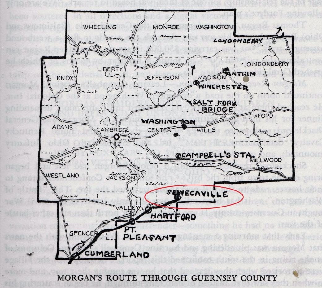 Senecaville